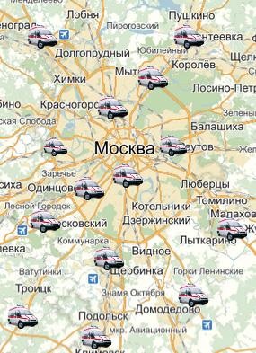 Наркологическая помощь по Москве и области